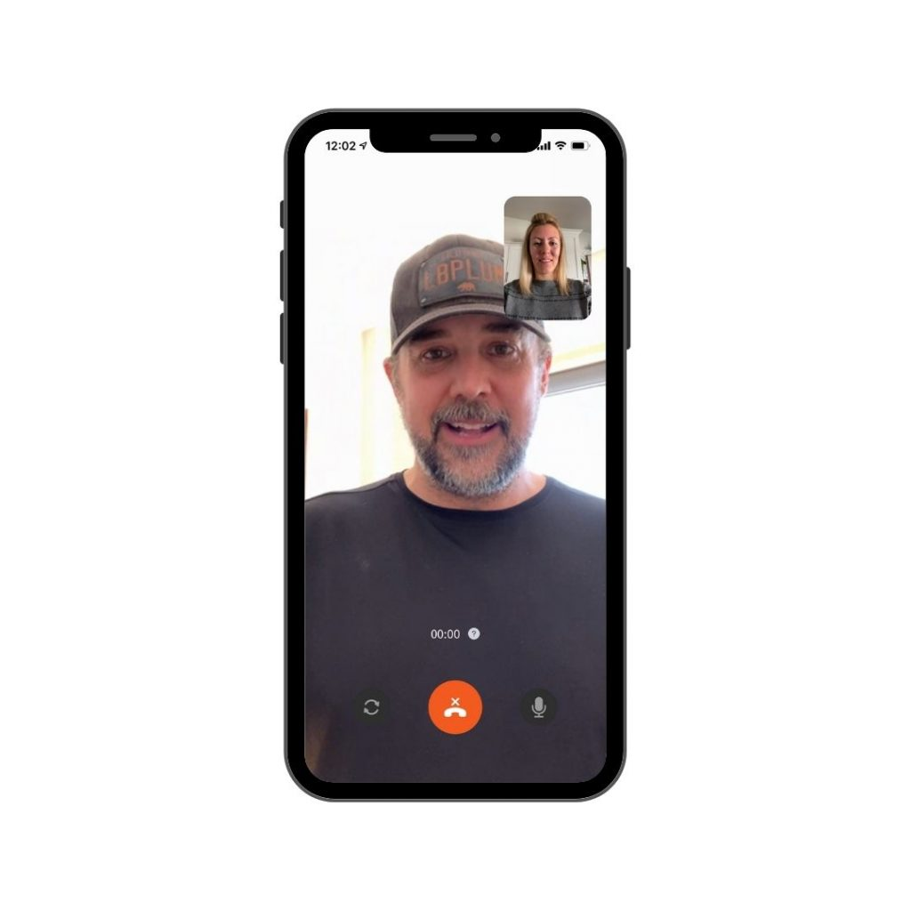 This plunger app allows you to connect with a professional plumber virtually.