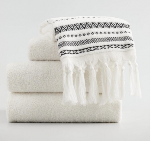 Decorative towel