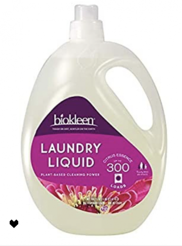 My Favorite Laundry Soap